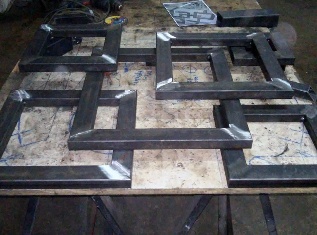 Özel Üretim Metal Dekorasyon