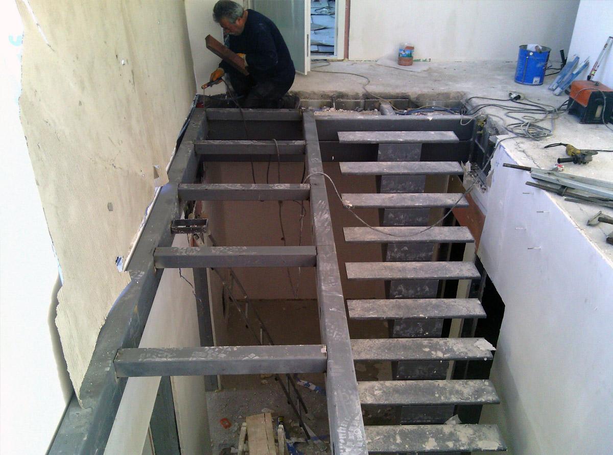 Metal Merdiven İmalatı